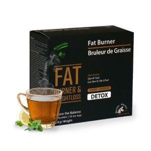 תה שורף שומנים<br> Fat Burner מארז 20 יח'