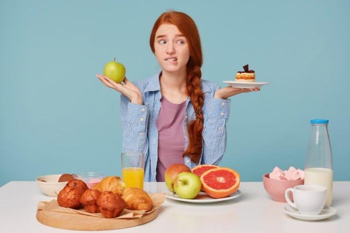טיפים לירידה במשקל - משמעת